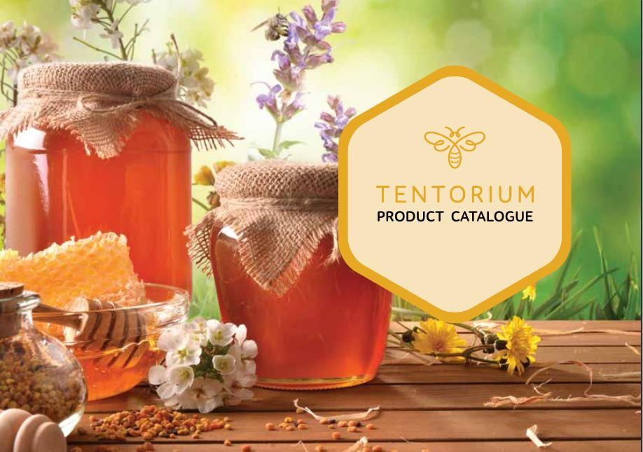 Tentorium Product Catalog
